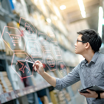 How can I seamlessly integrate our channel partners into our supply chain?